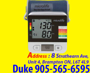 Microlife Deluxe Upper Arm Blood Pressure Monitor BP3NA1-1X