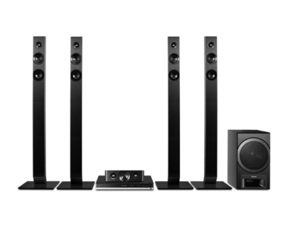 Panasonic Home Theatre System with Blu-ray
