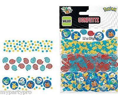 Pokemon Confetti Table Decorations Birthday Party Supplies Pokemon - Pokemon Table