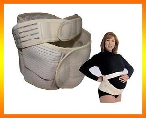 Pregnancy Maternity Special Support Belt back&bump - M