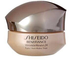 shiseido benefiance wrinkle resist 24 intensive eye cream 15 ml. Black Bedroom Furniture Sets. Home Design Ideas