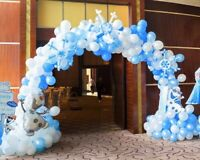 BALLOON DECOR, BOUNCY CASTLE, FACE PAINTING, CARICATURES,FUNFOOD