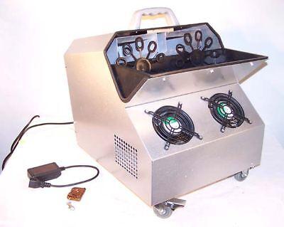 PROFESSIONAL DJ BUBBLE MACHINE party stage equipment bubbles maker blower SALE  - Party Equipment