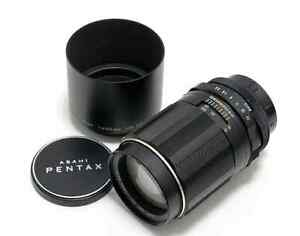 Pentax Super Multi coated Takumar 135mm f3.5 M42