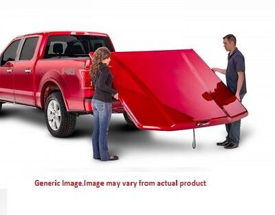 """UNDERCOVER LUX TRUCK BED COVER FOR 2012-2018 DODGE RAM 1500 W/O RAMBOX 5'7"""" BED"""