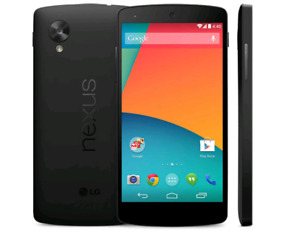 excellent condition unlocked Google nexus 5