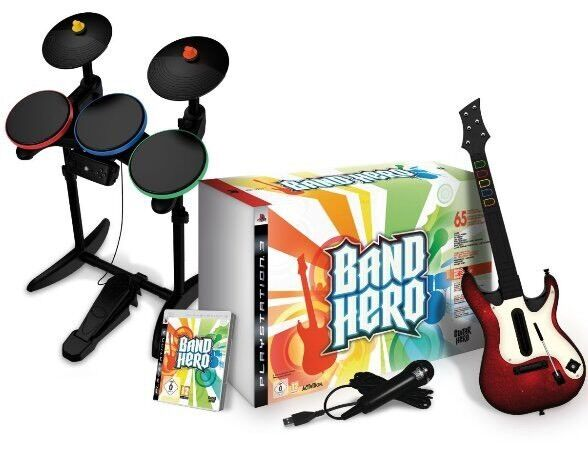 how to connect rock band 1 guitar to ps3