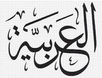 Cours privés de langue arabe.