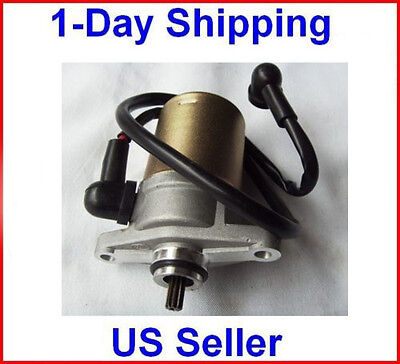 Gy6 50cc Scooter Moped Starter Motor Starting