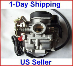 50CC SCOOTER MOPED GY6 CARBURETOR CARB SUNL ROKETA JCL