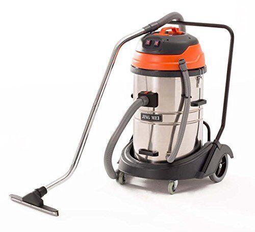 Industrial Vacuum Cleaner Wetdry - 2 Motors - 21 Gallon JM773