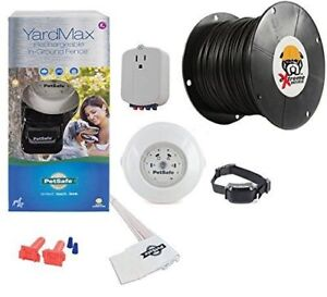 Petsafe YardMax Rechargeable In-Ground Fence NEW