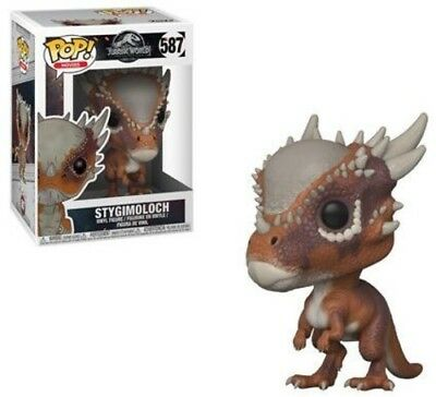 FUNKO POP! MOVIES: Jurassic World 2 - Stygimoloch [New Toy] Vinyl Figure