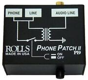 Phone Patch