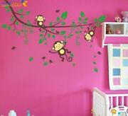 Nursery Decor Monkey