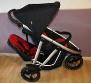 All Terrain Pushchair