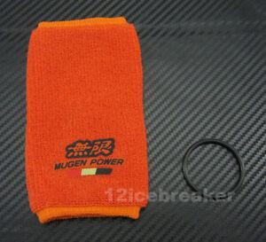 Reservoir Cover Socks Mugen Power . Orange. Brand New. pair