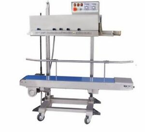 Horizontal and Vertical Band Sealer For Sale!
