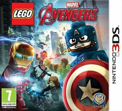 Lego Marvel Avengers (3DS) Brand New & Sealed - UK PAL