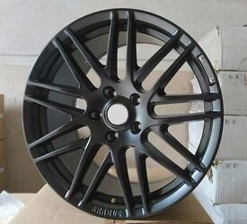 New 20 Inch Rims for Mercedes G Class G63 G65 Brabus 5x130 ET50 W463 style R20