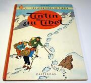 Tintin 1st Edition
