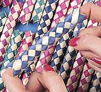 72 Chinese Finger Traps - Wholesale Lot Vending Bulk Party Favor Gag Trap Toy