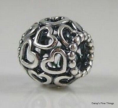 New  Authentic Pandora Charm Open Your Heart  790964  P