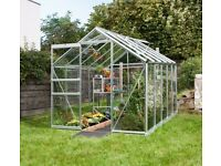 Wanted greenhouse
