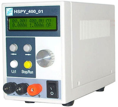 220v Hspy 400-01 Adjustable 400v1a Programmable Dc Power Supply New