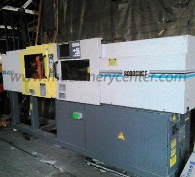 55 Ton 1.68 Oz. Cincinnati Roboshot Electric Injection Molding Machine