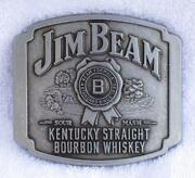 Jim Beam Belt Buckle