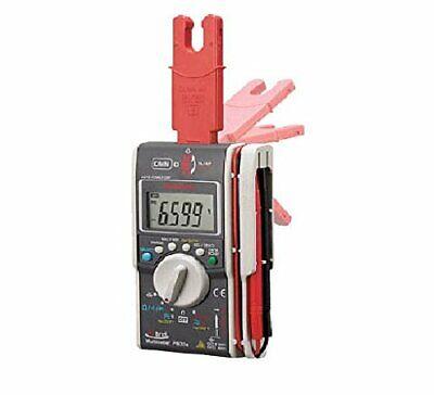 Sanwa Hybrid Digital Multimeter Clamp Meter Pm33a