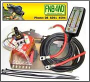 Hilux Dual Battery Kit