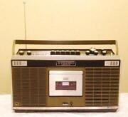 Am FM Cassette Recorder