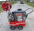 Wheel-Mounted Electric Pressure Washers