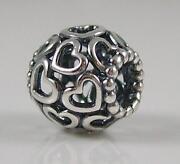 Silver Pandora Beads