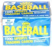 1990 Fleer Update Baseball