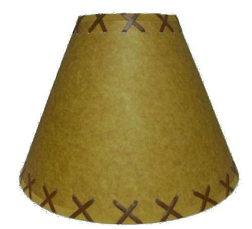 Rustic Lamp Shade Ebay