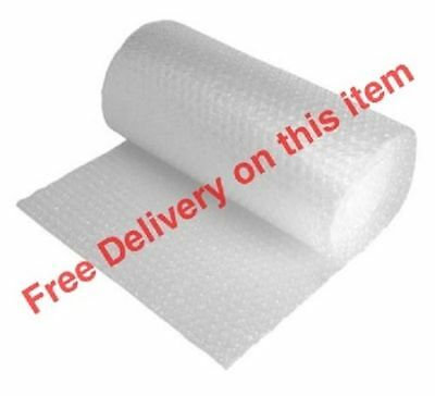 2 x 1000mm x 100m ROLL BUBBLE WRAP 200 METRES FAST DELIVERY