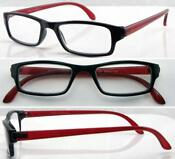 Red Reading Glasses 1.50