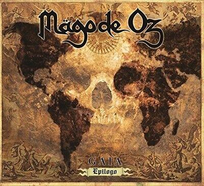 Mago De Oz   Epilogo  New Vinyl Lp  With Cd  Spain   Import