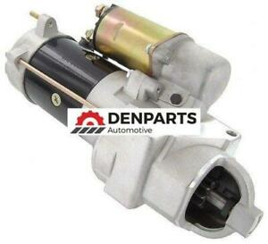 Chevrolet, GMC with 6.2/6.5L V8 1989-2002 Truck and SUV Starter Motor