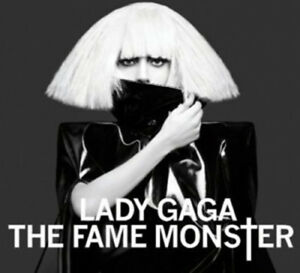 Lady Gaga : The Fame Monster CD (2009)