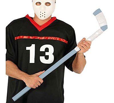 GUIRCA Bastone hockey NHL mazza costume carnevale travestimento 17619