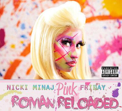 Nicki Minaj   Pink Friday  Roman Reloaded  New Cd  Explicit
