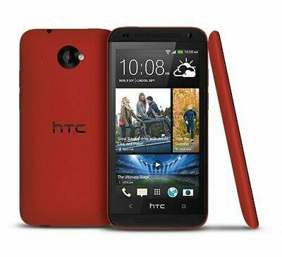 New HTC Desire 601 Red 4GB Best Uk Offer