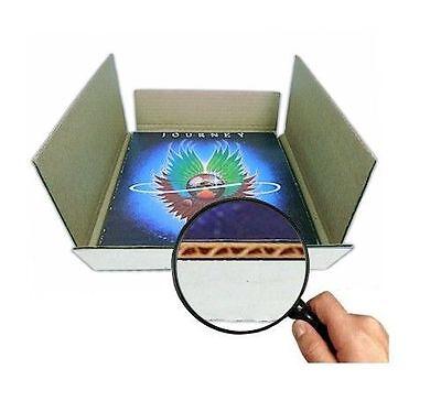 25 Vinyl Lp Record Mailers Scrapbook Laser Disk 121
