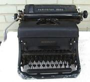 Remington 2 Typewriter