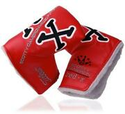 Scotty Cameron Red x Headcover
