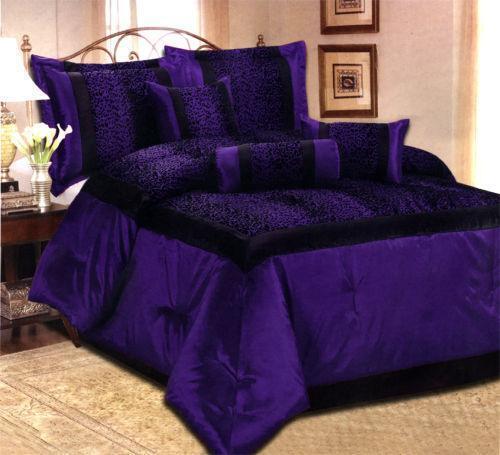 King Size Leopard Comforter Ebay